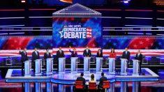 Un año y siete debates: las 3 razones que mantienen indecisa a la carrera demócrata