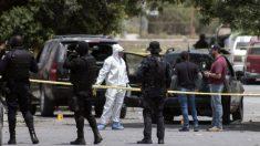 Mueren ocho presuntos criminales en enfrentamiento con policía mexicana