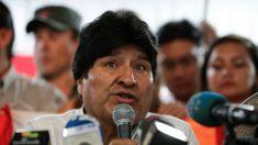 """Morales queda en lista de """"candidatos con demandas de inhabilitación"""" para cargo de senador"""