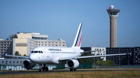 Un avión de Air France aterrizó de emergencia en Sofía por pasajero agresivo
