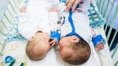 Mujer de EE.UU. da a luz dos pares de gemelos en el mismo año