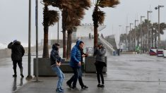 4 muertos y problemas de transporte en España por el fuerte temporal Gloria