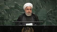 """Si Estados Unidos toma represalias """"recibirán una reacción más fuerte"""", dice el Presidente de Irán"""
