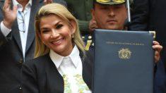 Jeanine Añez confirma candidatura a presidencia de Bolivia