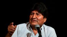 El Gobierno de Bolivia cree que Morales se vio obligado a irse de Argentina