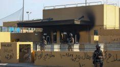 3 cohetes impactan cerca de Embajada de Estados Unidos en Bagdad, confirman Funcionarios iraquíes