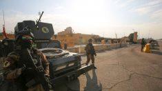 La destrucción de la embajada de EE.UU. en Bagdad se revela en nuevas fotos después del ataque