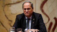 El presidente regional de Cataluña pierde su condición de diputado