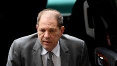 La Fiscalía de Los Ángeles acusa a Harvey Weinstein de tres violaciones más