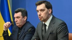 El presidente de Ucrania Zelensky rechaza la renuncia del primer ministro Honcharuk