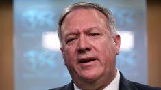 """EE.UU. cree que el avión ucraniano fue """"derribado por misiles iraníes"""", dice Pompeo"""