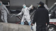 El principal consultor médico de China para el coronavirus de Wuhan está infectado con la enfermedad