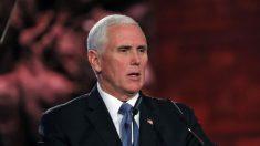 Pence pospone actos de campaña en Arizona y Florida por el virus del PCCh
