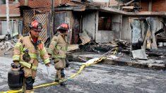 Mueren dos militares tras explosión de polvorín en Perú