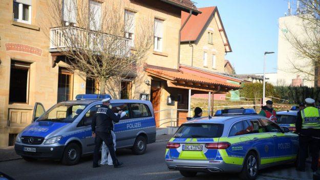 Varios muertos tras un tiroteo en el sur de Alemania, cuyo autor fue detenido