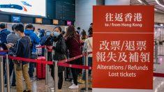 Principales aerolíneas del mundo están cancelando sus vuelos a China por temor al coronavirus