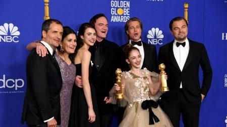 Listado completo de los ganadores de la 77 edición de los Globos de Oro
