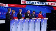 Los candidatos demócratas dicen que no dejarán que Irán logre un arma nuclear
