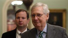 McConnell publica reglas para el juicio de impeachment del Senado y permite votar sobre testigos