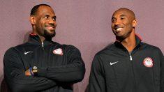 LeBron James hizo el gran homenaje a Bryant un día antes de la tragedia