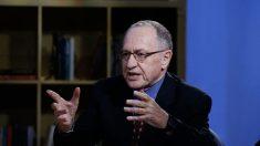 """Gestores de la Cámara de Representantes """"fallaron completamente"""" en el impeachment, dice Dershowitz"""
