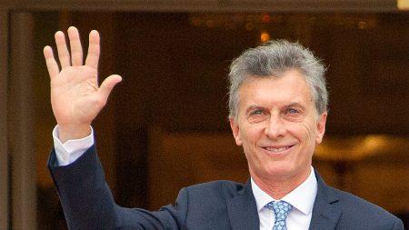 Expresidente argentino Macri recibe el alta tras extracción de pólipo benigno