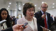 Susan Collins se opone a votar por la vacante de Ginsburg antes de las elecciones de noviembre