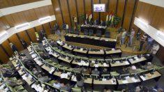 """Irak intenta """"equilibrar"""" a EE. UU. e Irán con una resolución para expulsar a las tropas extranjeras"""