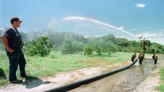Trump anuncia que la eliminación de la regulación del agua de la era Obama es inminente