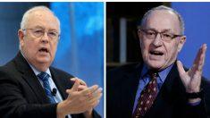 Trump añade a Ken Starr y Alan Dershowitz al equipo de defensa del impeachment
