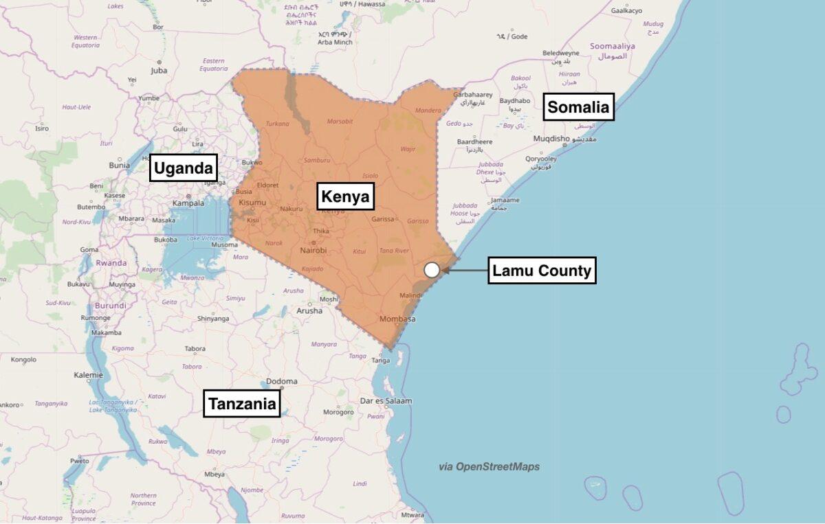 Mueren En Un Ataque Terrorista En Kenia Un Militar Estadounidense
