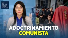 Iglesias chinas deben promover al Partido Comunista