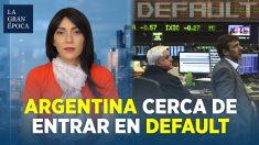 Argentina se aleja de EE. UU. y se acerca al default