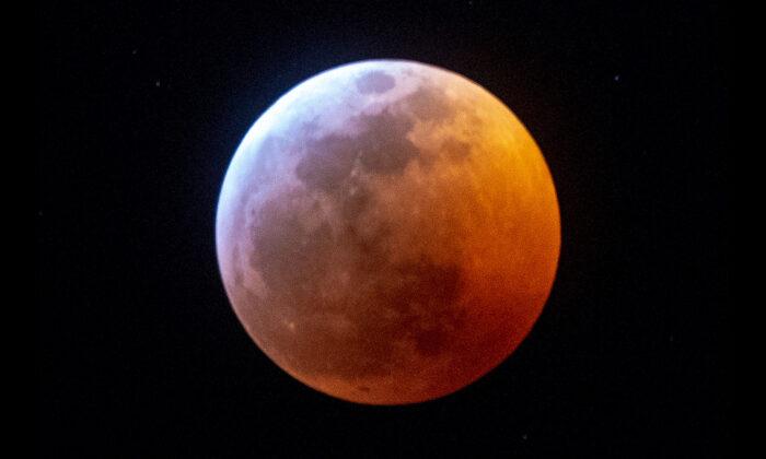 Raro eclipse da 'Lua do Lobo' de janeiro anuncia a primeira das 13 luas cheias de 2020 - e aqui está o que esperar
