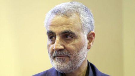 """Irã terá como alvo """"alvos militares"""" dos EUA e Casa Branca após a morte do general"""