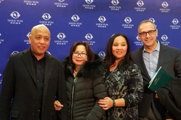 El Renacimiento llega a Mississauga: un italiano dice que Shen Yun es inspirador
