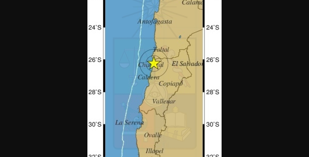 Image result for sismo chile
