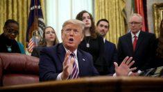 Defensores de Trump: El presidente no puede ser destituido en el juicio del Senado por abuso de poder