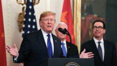 Se espera que Trump aborde el comercio y las victorias económicas en Davos 2020