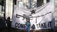 Manifestación por posesión de armas en Virginia termina sin arrestos y demostraciones pacíficas