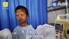 El caso de una joven china que murió de desnutrición provoca indignación por el gobierno