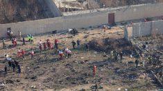 Detenida la persona que grabó un vídeo del derribo del avión en Irán