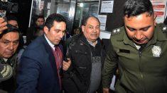 Arrestan en Bolivia a un exministro de gobierno de Evo Morales