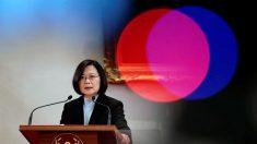 "Presidente de Taiwán rechaza oferta de China de ""un país, dos sistemas"" y cita el caso de Hong Kong"