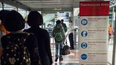 Tres aeropuertos de EE.UU. examinarán pasajeros para detectar virus de neumonía de China