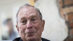 Bloomberg gastó más de 200 millones de dólares en la campaña 2020