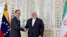 Ministro de Exteriores chavista se reúne con el canciller de Irán en Teherán