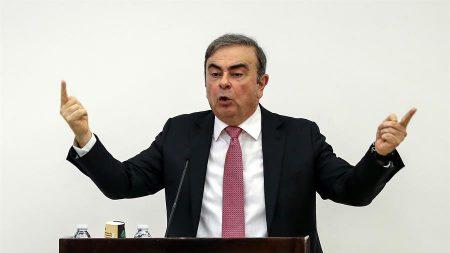 Carlos Ghosn processa Renault para receber sua aposentadoria