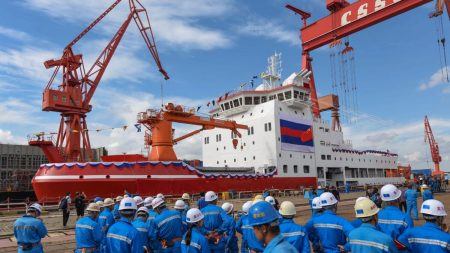 Segunda flota estadounidense se declara operativa para desafiar las ambiciones árticas de China