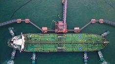 China alcanza récord de importación de crudo por crisis de Irán que pone en riesgo su abastecimiento